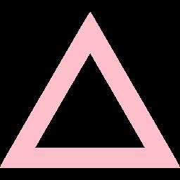 triangle-outline-xxl