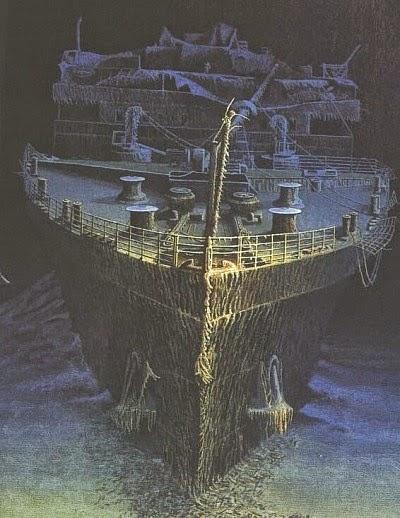 Neptune in Pisces 2012 – Titanic's 100th Anniversary