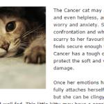 Cat Astrology