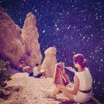 Mercury-Jupiter Aspects: Space in Mind
