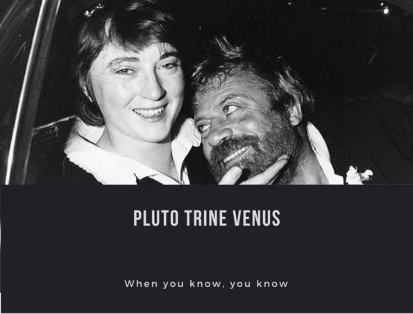 Pluto Trine Venus Transit: The Whiff of Fate
